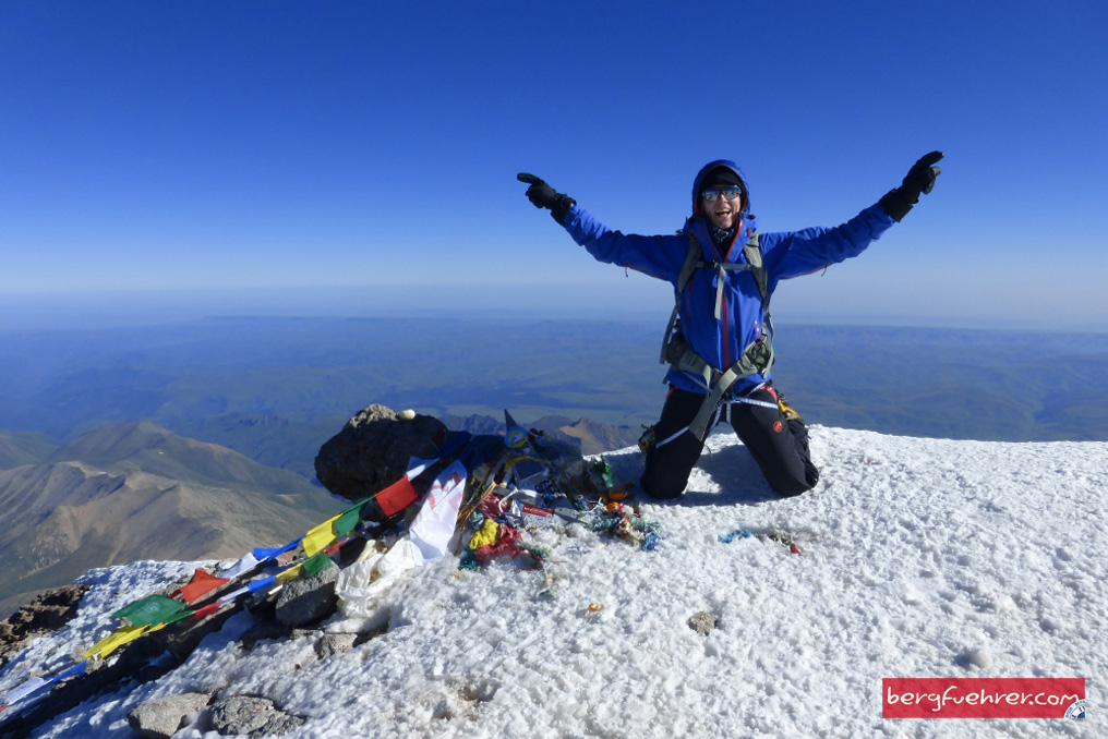 Mount Elbrus (5.642 m)