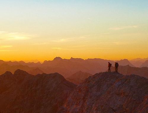 Neuer Bergbericht vom Alpenverein