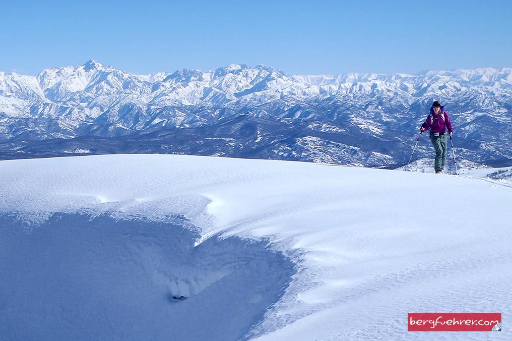 Skitourenwoche in Kirgisistan
