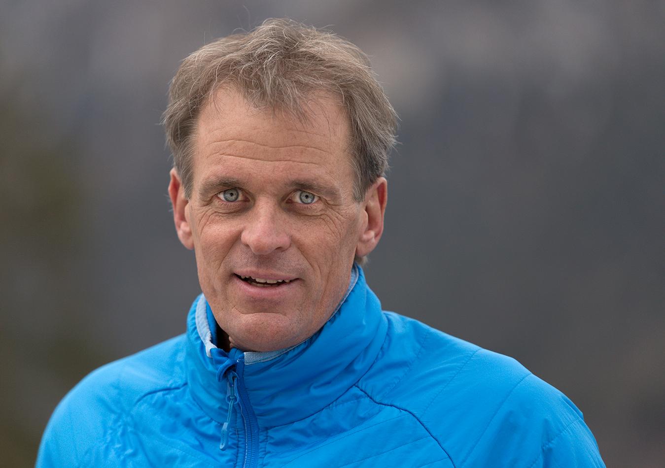 Wie entsteht ein Kletterführer? Günter Durner im Gespräch.